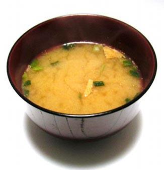 Balanced Miso Soup