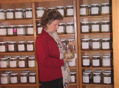 Herbalist at Work