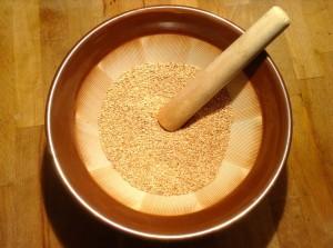 gomasio-rice