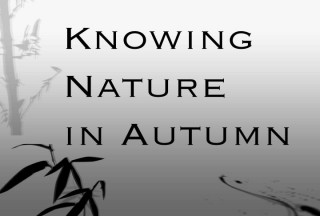 Knowing Nature in Autumn